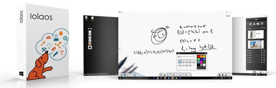 logiciel pour écran interactif